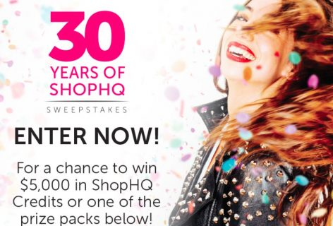 30 Years of ShopHQ Sweepstakes