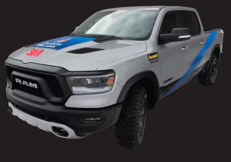 3M & ScotchBlue Painter's Tape Truck Sweepstakes