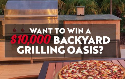 Papa Murphy's Backyard Pizza Grilling Oasis Sweepstakes