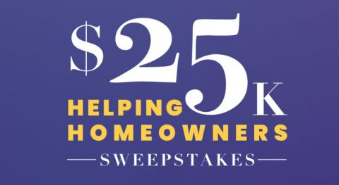Figure Helping Homeowners Sweepstakes