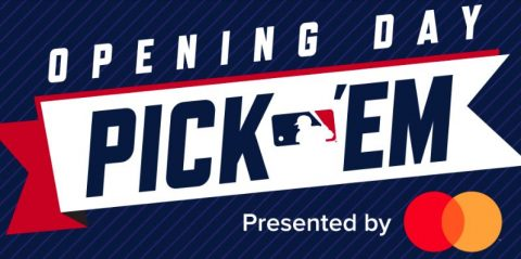 MLB Opening Day Pick 'em Contest