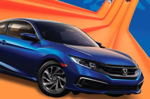 Hot Wheels 2020 Kroger Honda Civic Sweepstakes