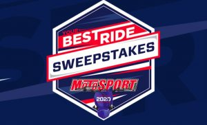 Motosport Your Best Ride Sweepstakes