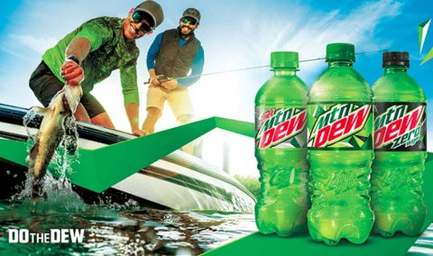 MTN DEW Outdoor Stimulus Sweepstakes