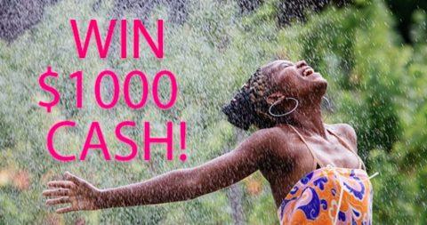 Womans World $1000 Cash Giveaway
