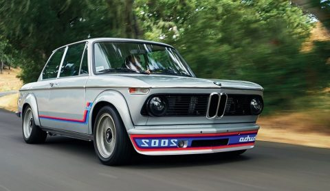 Omaze 1974 BMW 2002 Turbo Sweepstakes
