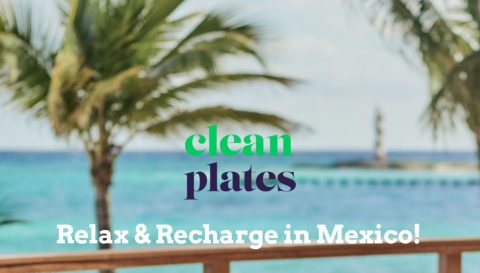 Relax & Recharge in Mexico Sweepstakes