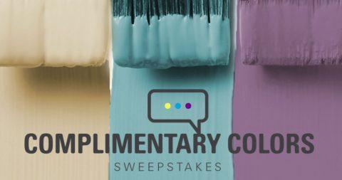 KILZ Complimentary Colors Sweepstakes