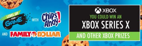 Family Dollar Chips Ahoy Xbox Sweepstakes