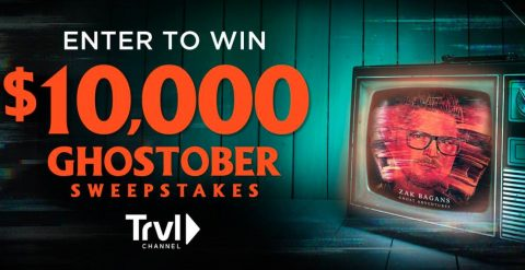 Spirit Halloween $10,000 Ghostober Sweepstakes