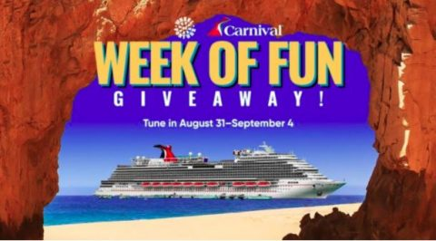 Wheel Of Fortun Carnival Week of Fun Giveaway
