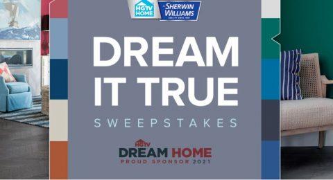 HGTV Dream It True Sweepstakes