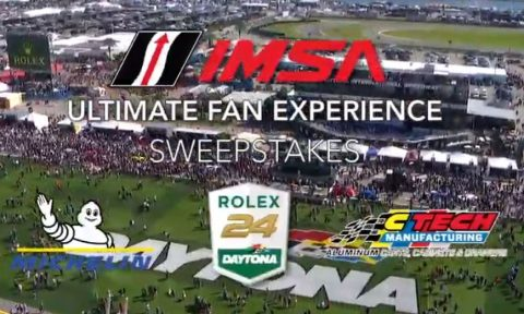 Imsa Ultimate Fan Experience Sweepstakes