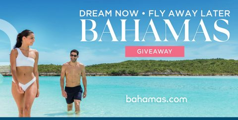 Bahamas Dream Now, Fly Away Later Giveaway