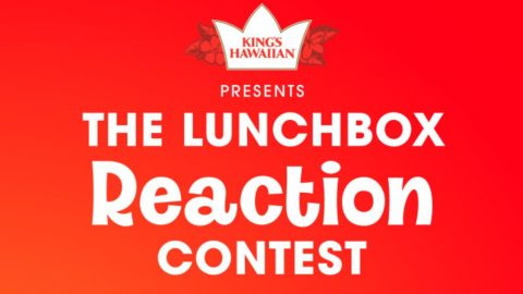 The King's Hawaiian Lunchbox Reaction Contest