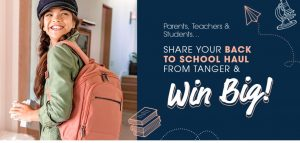 Tanger Outlet Back to School Sweepstakes
