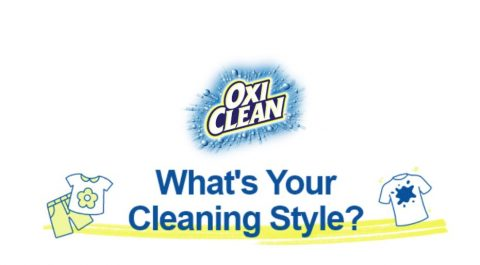 OxiClean Amazon Gift Card Sweepstakes