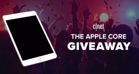 CNET Apple Core Giveaway