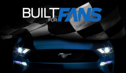 Nascar & Ford Built for Fans Sweepstakes