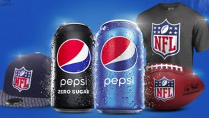 Pepsi Gear Up for Game Day Sweepstakes