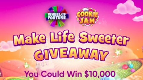 Wheel of Fortune Make Life Sweeter Giveaway