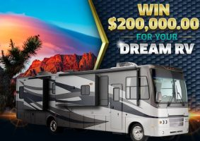 PCH $200k Dream RV Sweepstakes