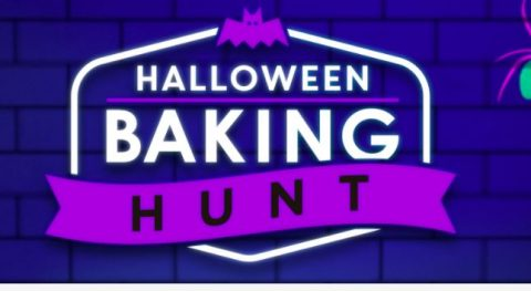 Food Network Halloween Baking Hunt Giveaway