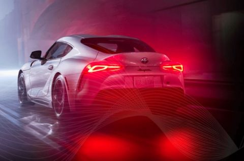 Toyota Back on Track Sweepstakes