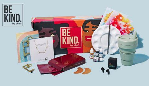 Ellen's Be Kind Fall Box Giveaway