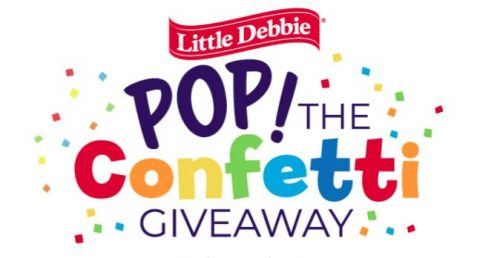 Little Debbie Pop the Confetti Giveaway
