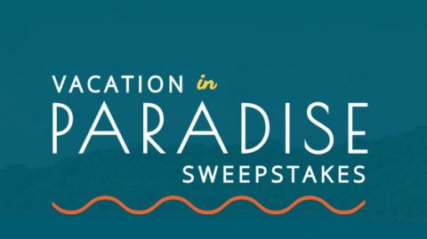 Vacation In Paradise Sweepstakes