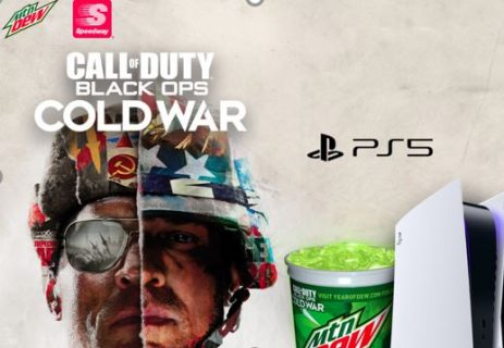 Mtn Dew & Speedway Fuel Up Game On Sweepstakes