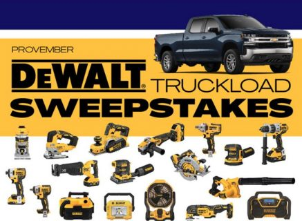 Lowe's PROvember Sweepstakes