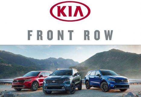 Kia-Front Row Sorento Launch Sweepstakes