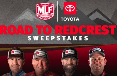 MLF Toyota Road To Redcrest Sweepstakes