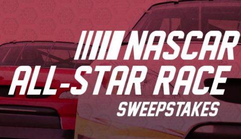 Shoebacca Nascar All-Star Race Sweepstakes