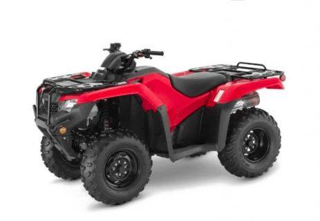 Riomax Honda FourTrax Rancher ATV Sweepstakes