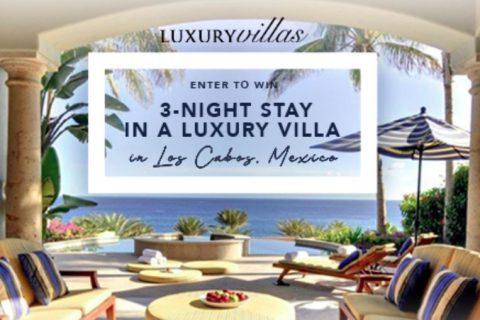 Sea Luxury Los Cabos Sweepstakes