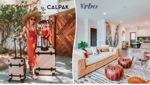 VRBO and Calpak Easy Road Trip Escapes Sweepstakes