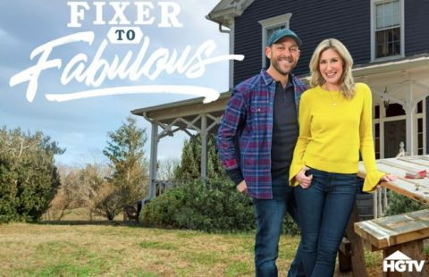 HGTV Fixer to Fabulous 5k Sweepstakes