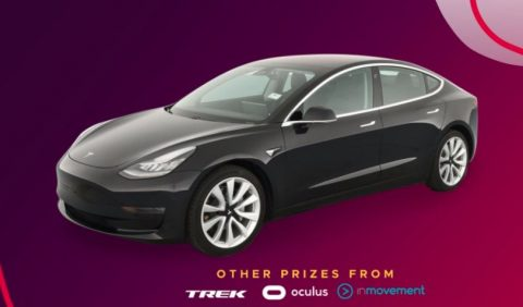 Steal Noah's Black Friday Tesla Giveaway