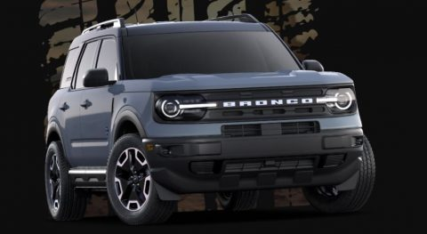 PCH Ford Bronco Sweeptakes