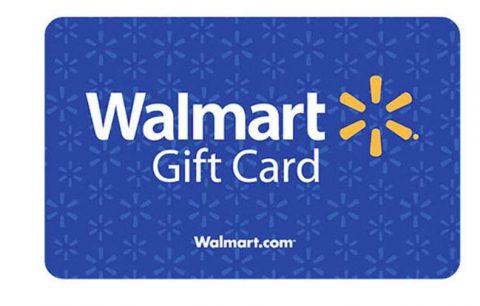 Walmart November - January 2021 Sweepstakes