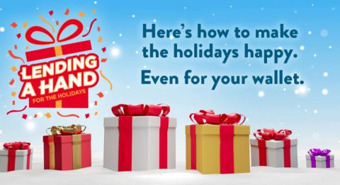 MyMoneytoGo.com Lending A Hand Sweepstakes