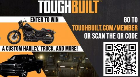 ToughBuilt Mega Sweepstakes