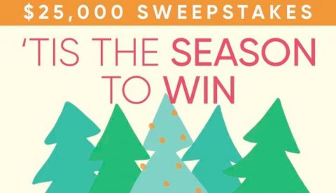Shape Tis the Season to Win Sweepstakes