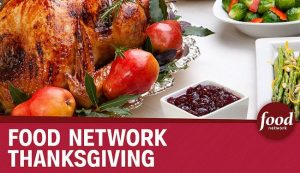 Food Network's Thanksgiveaway Sweepstakes