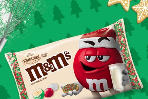 M&M'S Sugar Cookie Sweepstakes