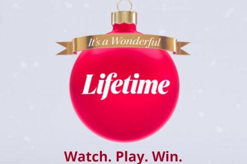 It's A Wonderful Lifetime Bingo Giveaway