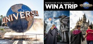 USA Network Universal Parks & Resorts Sweepstakes